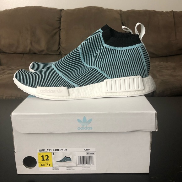 8f9dcd3c6c1a2 adidas Other - Adidas Parley NMD CS1 PK City Sock Size 12.0